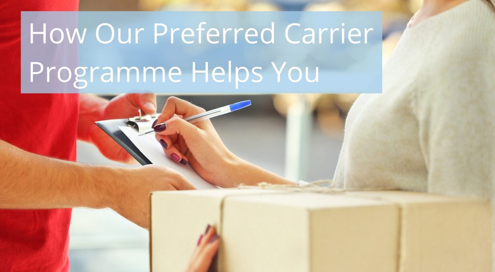 How Our Preferred Carrier Programme Helps You to Reduce Your Shipping Costs