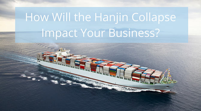 How Will The Hanjin Shipping Closure Impact Your Business?