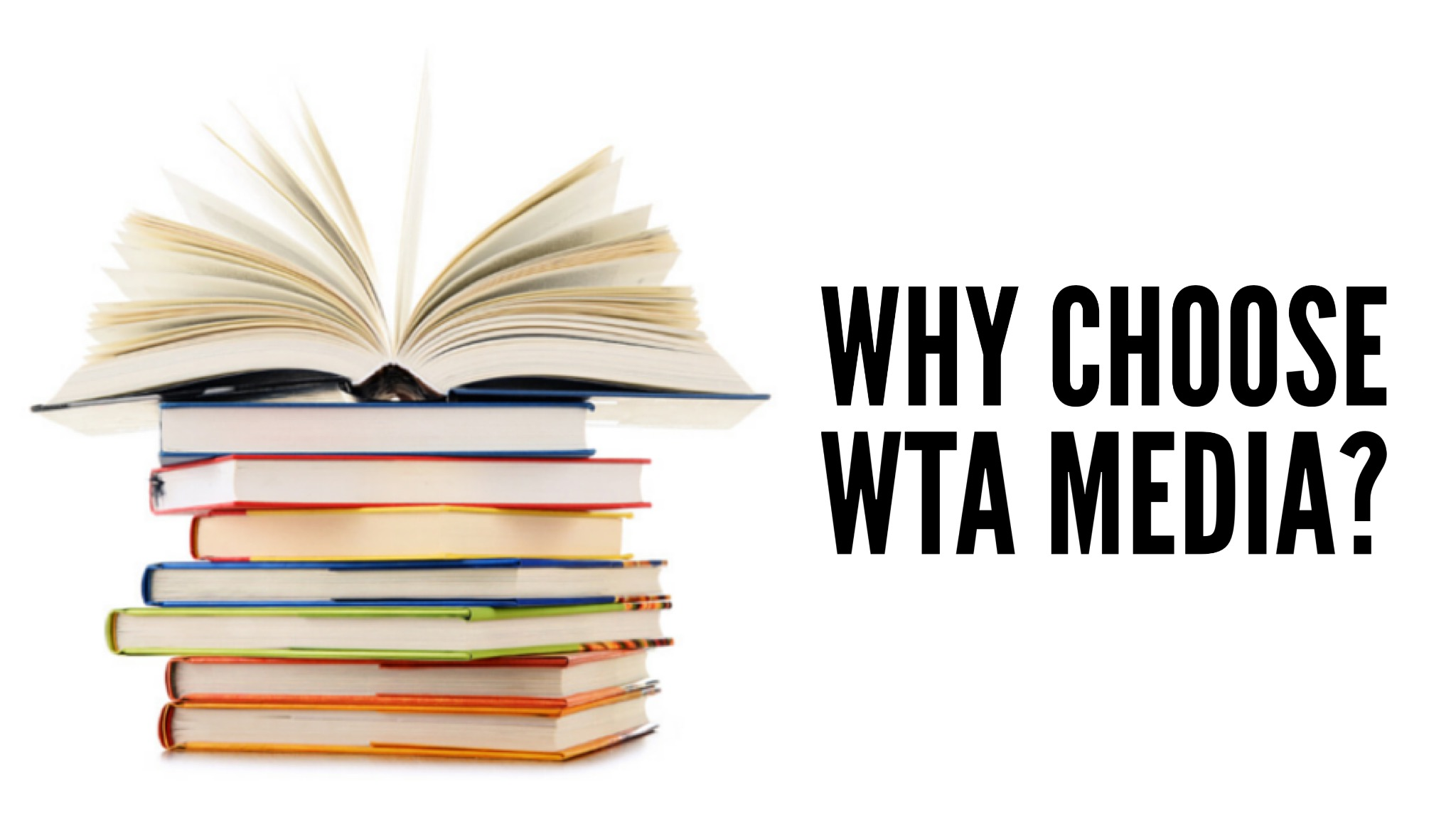 WTA global logistics experts - Why Choose WTA Media