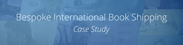 Bespoke International Book Shipping Case Study