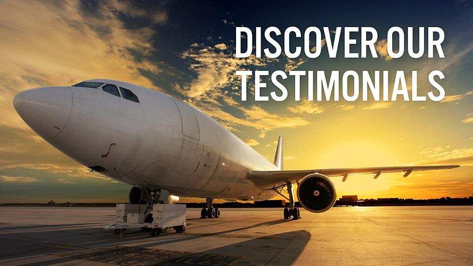 WTA international logistics experts - Testimonials