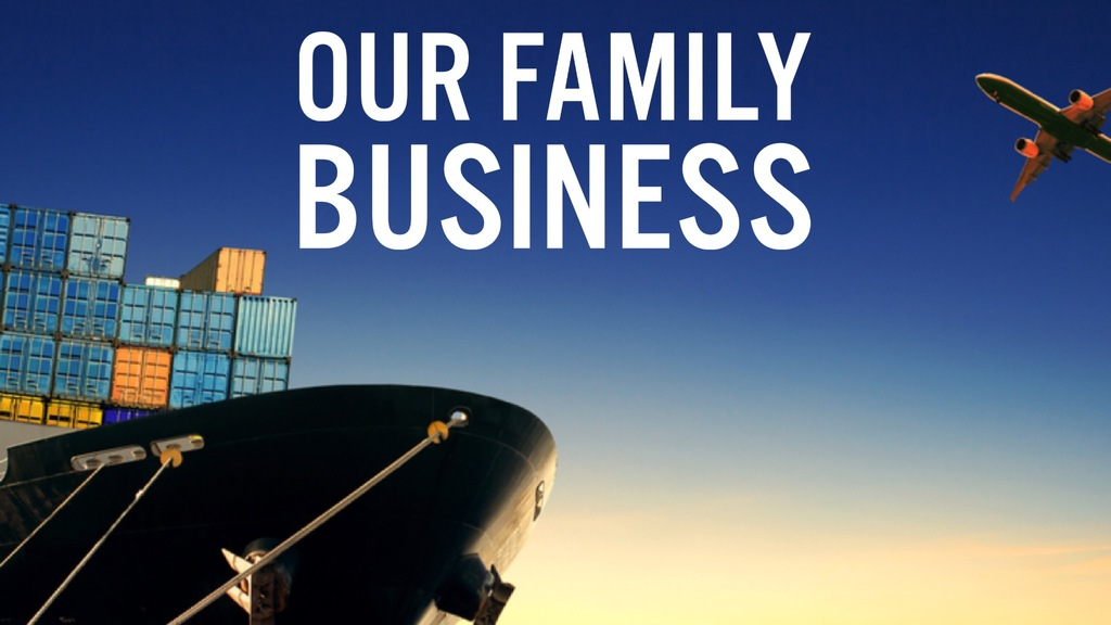 WTA Global Logistics Experts - Our Family Business