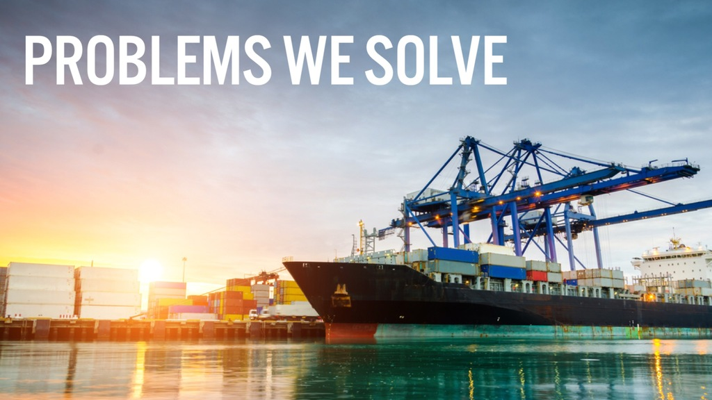 WTA Global Logistics Experts - the Problems We Solve