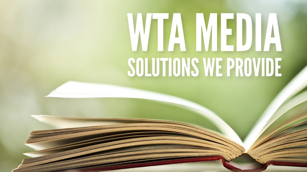 WTA global logistics experts - solutions we provide