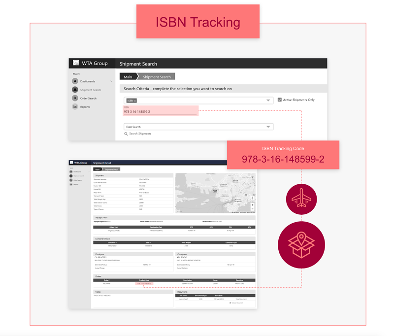 ISBN Tracking