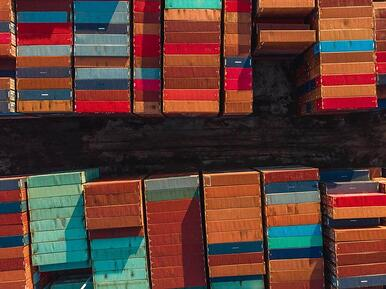 birds-eye-view-of-rows-of-shipping-containers