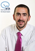 WTA Interiors International Logistics Expert Justin Hope