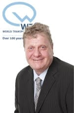 WTA Group global logistics expert, Martin Watts
