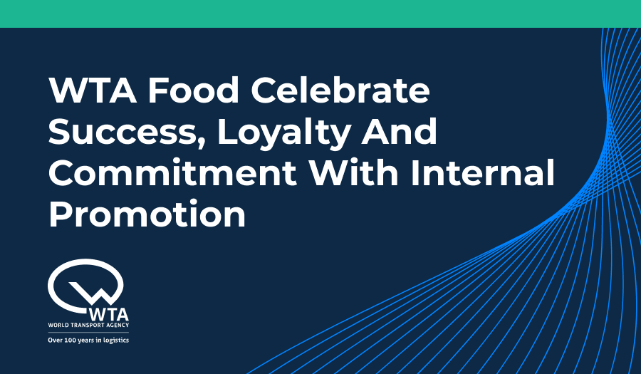 WTA Food Celebrate Success, Loyalty, Commitment with a Promotion