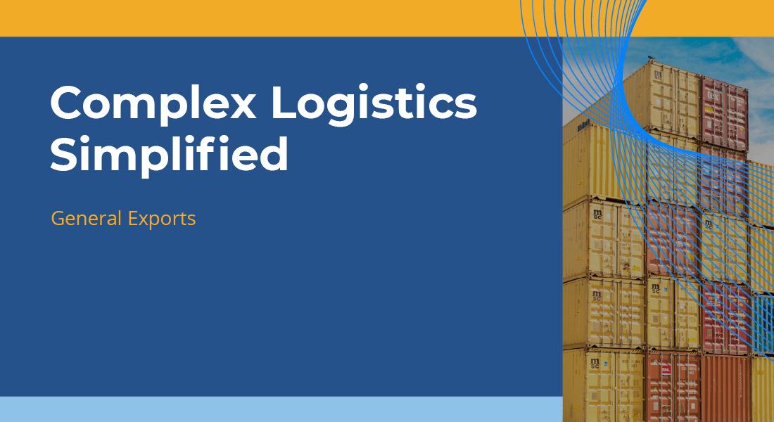WTA Logistics Exports