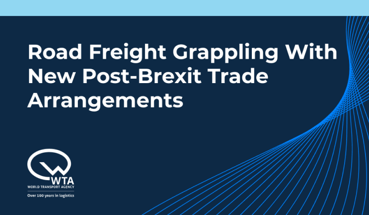 Road Freight Grappling With New Post-Brexit Trade Arrangements